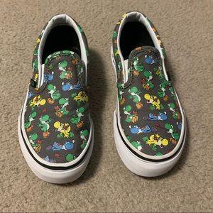 Toddler Yoshi Vans